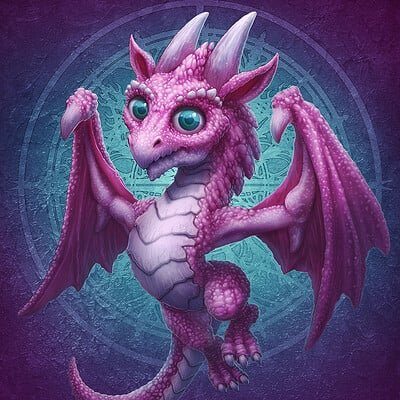 Kerem beyit baby dragon by kerembeyit