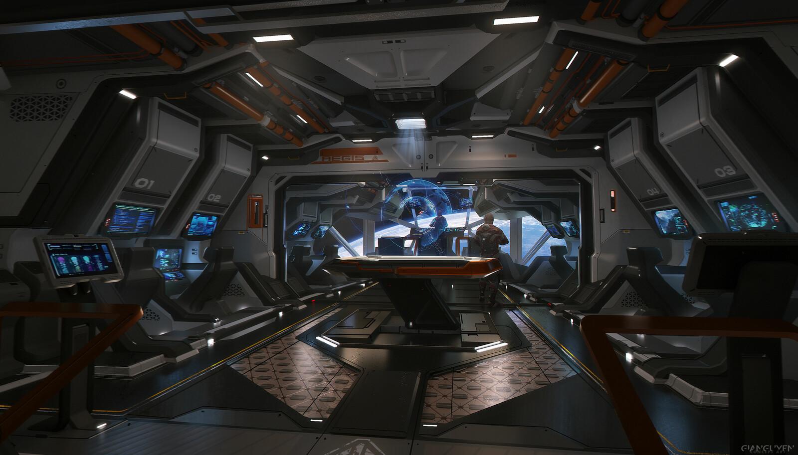 Scifi Environments