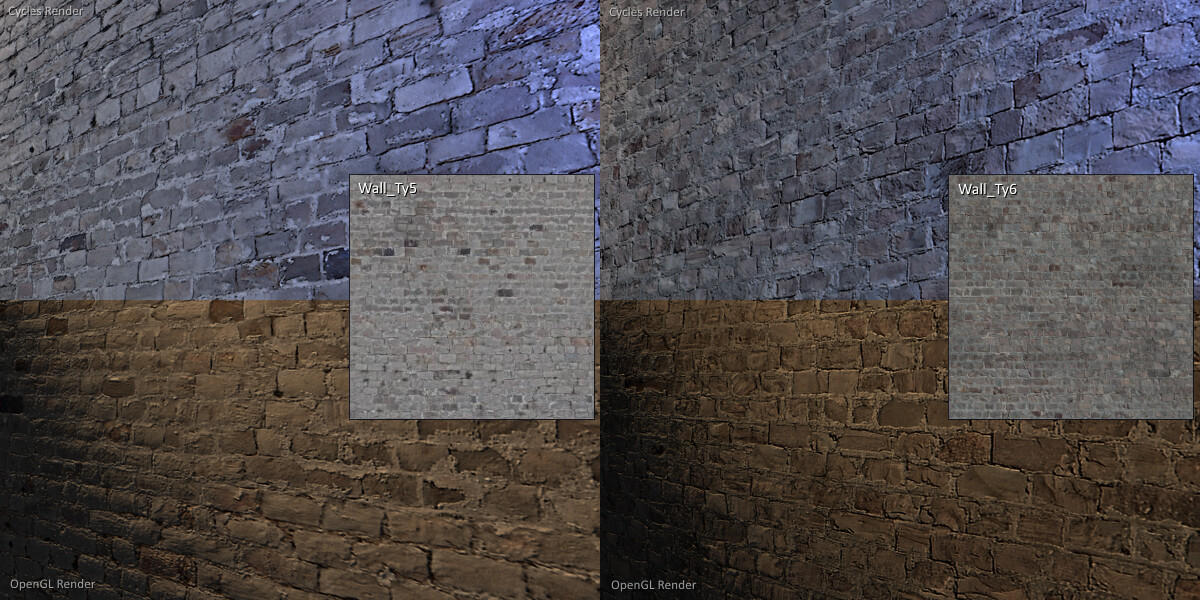 ArtStation - Real-time-render game-ready assets creation
