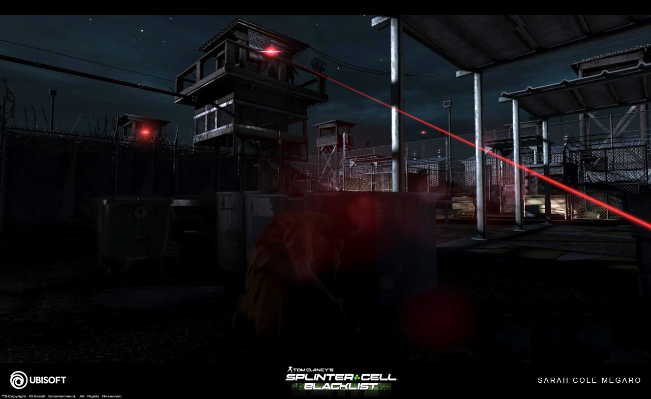 SplinterCell Blacklist: Guantanamo Bay