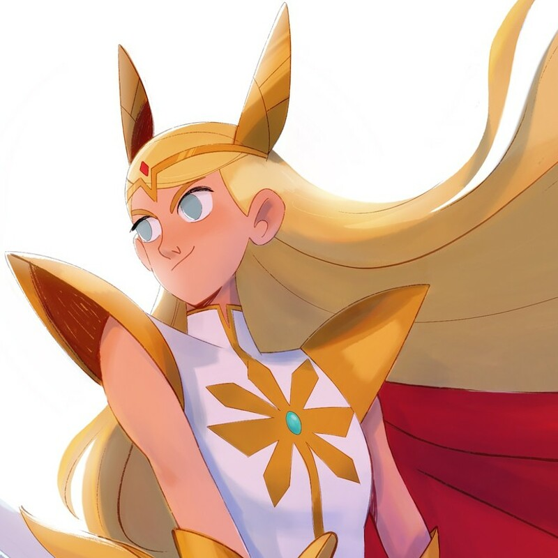 Fanart She-Ra and the Princesses of Power