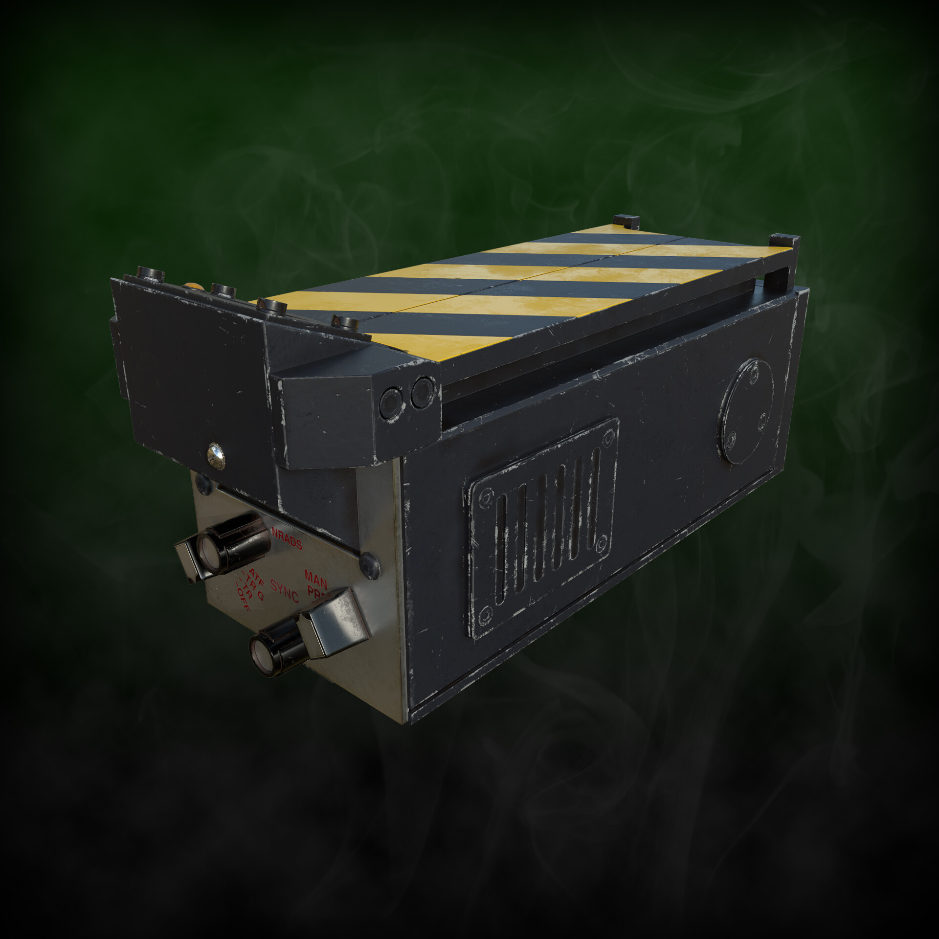 Thomas marrone ghostbusters trap wip 2019 07 14 04