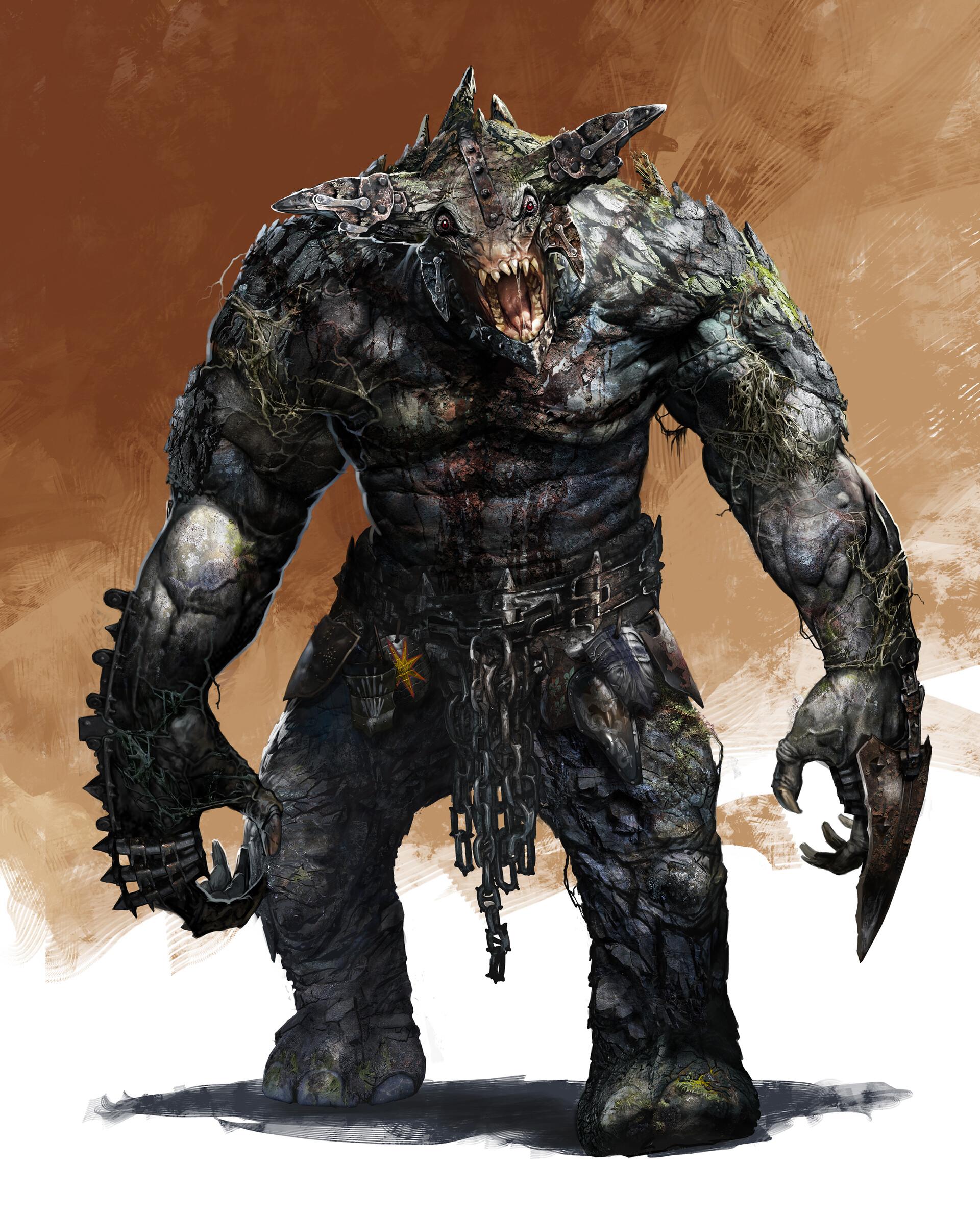 Jakub kuzma stone troll 3 1s