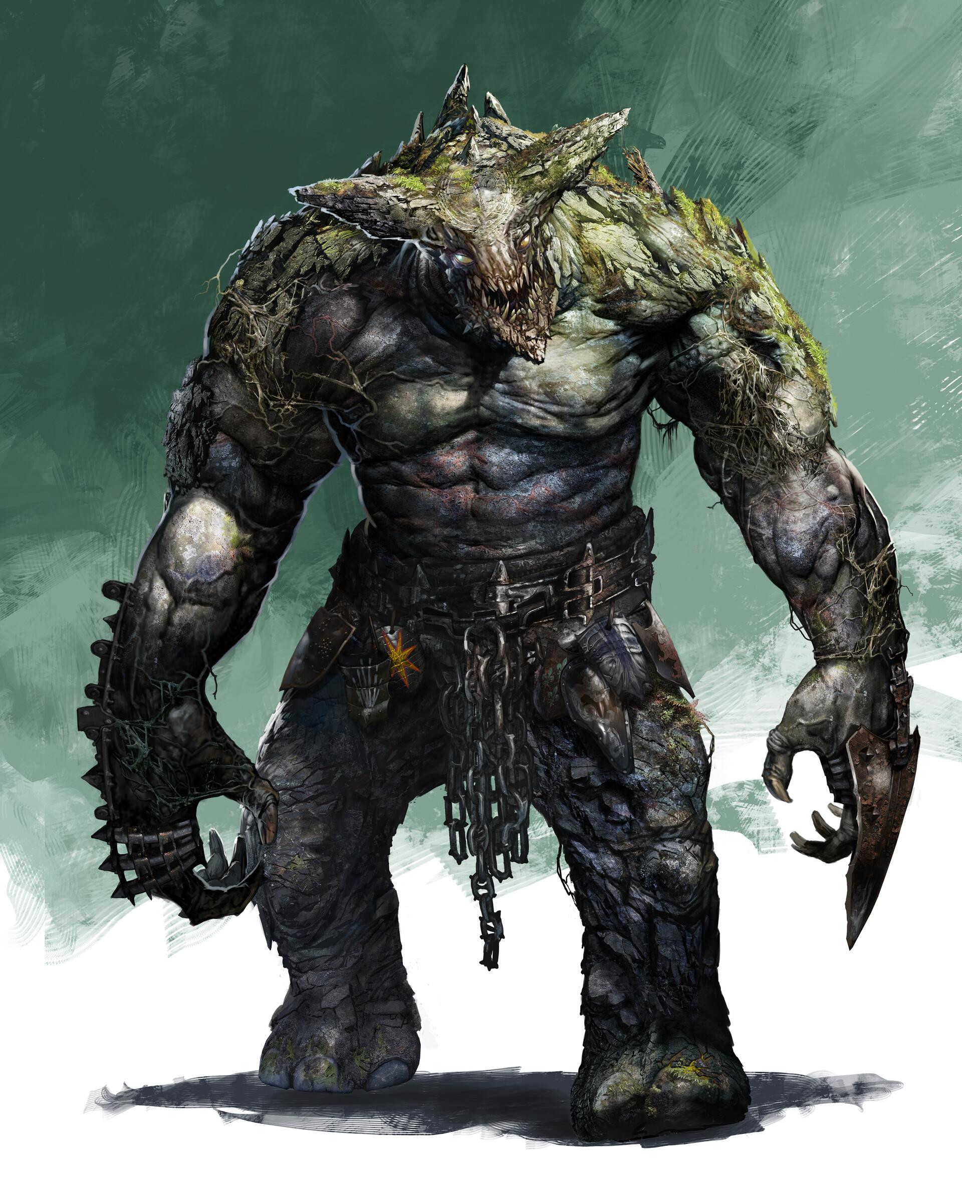 Jakub kuzma stone troll 3