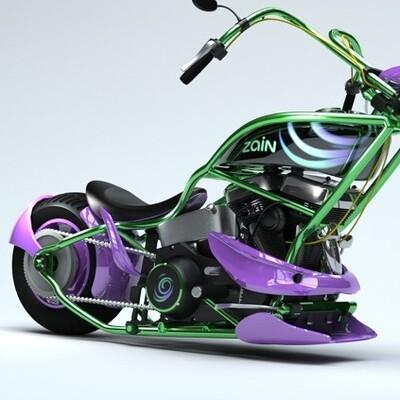 Zain Bike