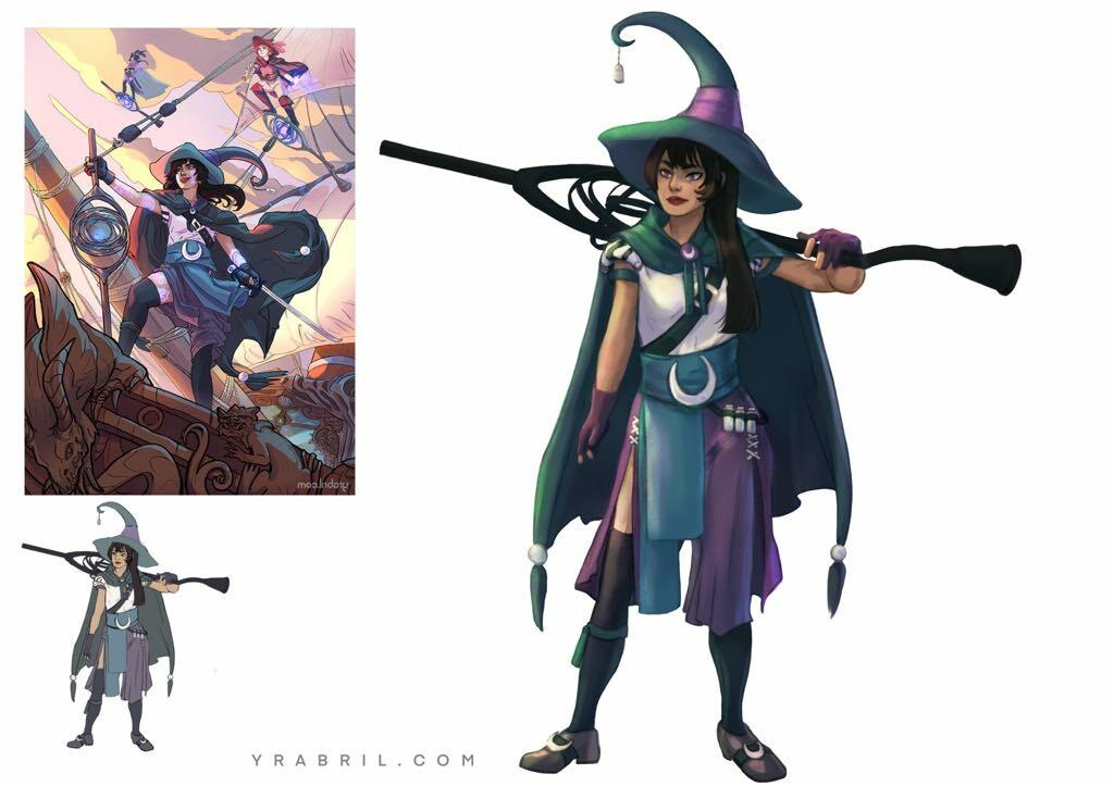 la Isabella: Character