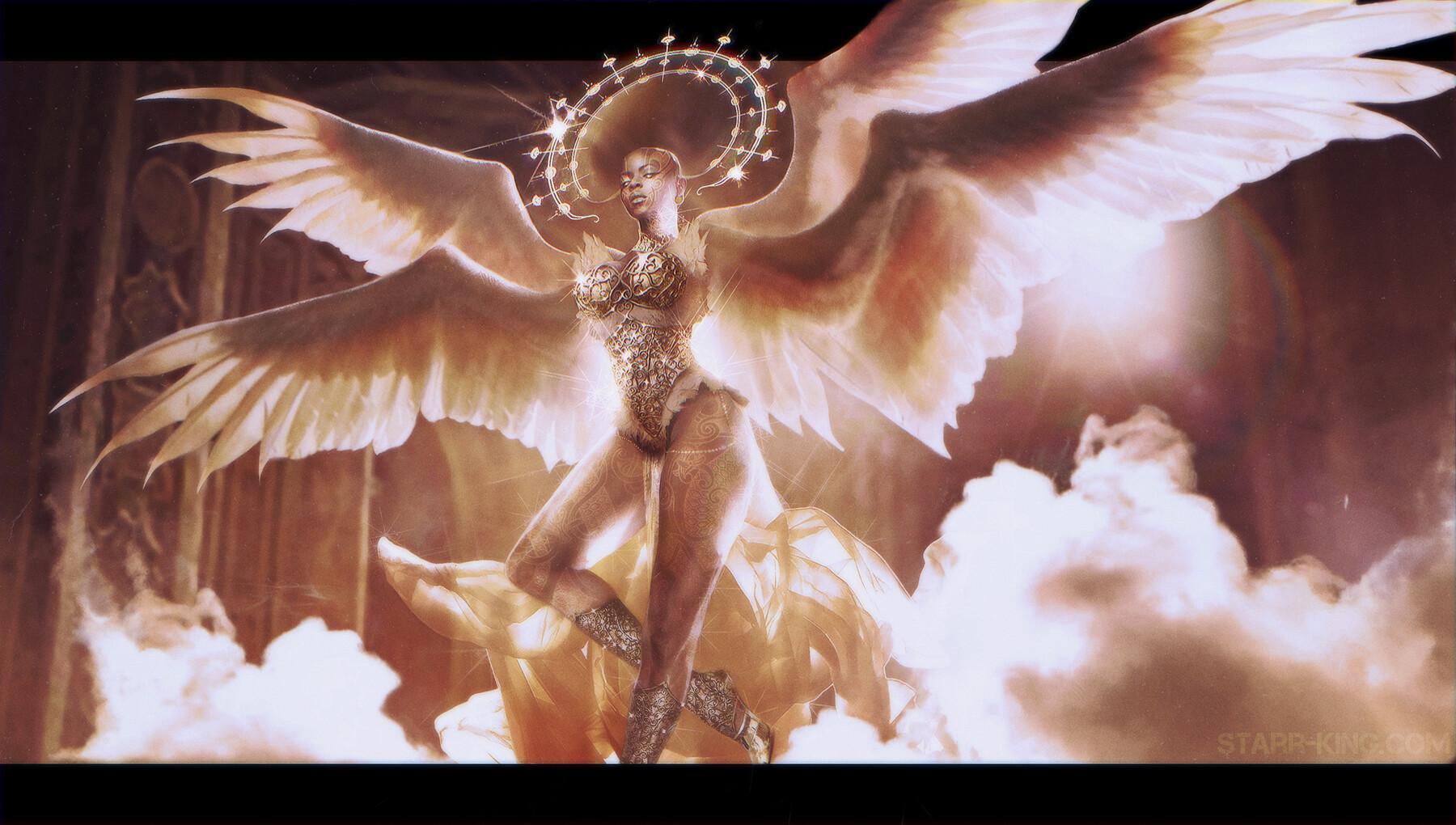 James starr king starr king queen of light final