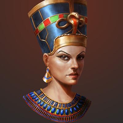 Tadas sidlauskas egypt portrait small