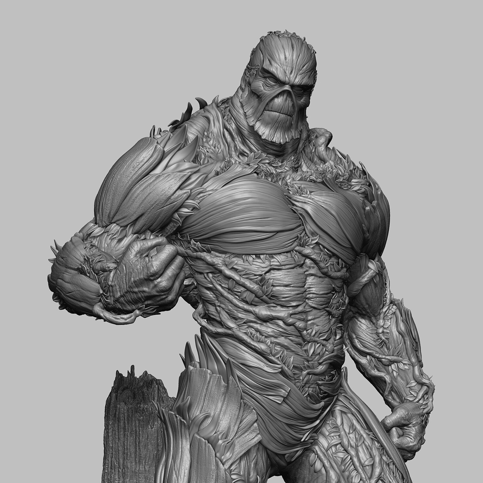 Prime 1 Studio - Swamp Thing 1:3 scale