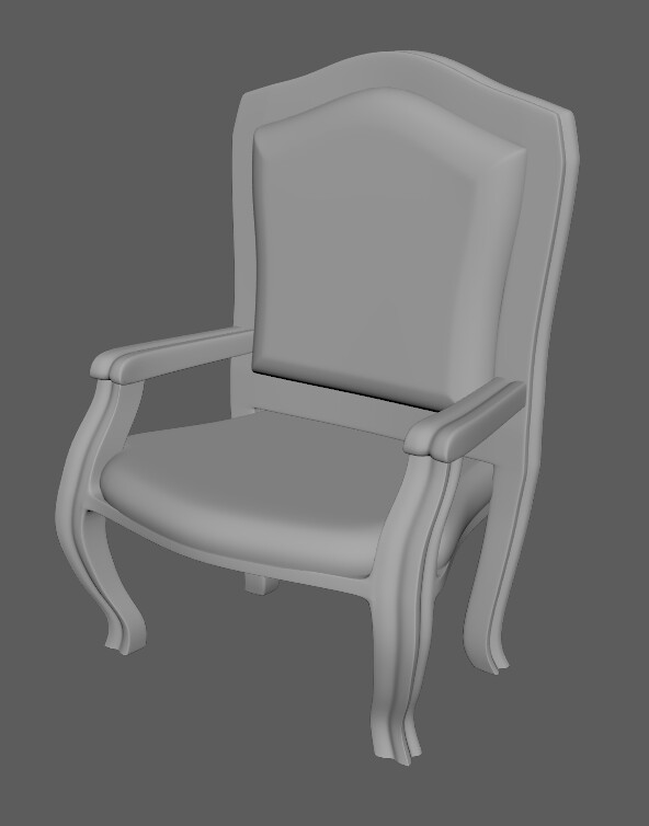 High-res chair