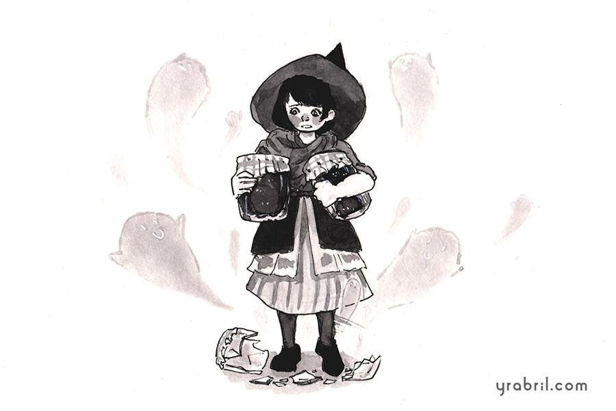 Yara abril 25 ghost