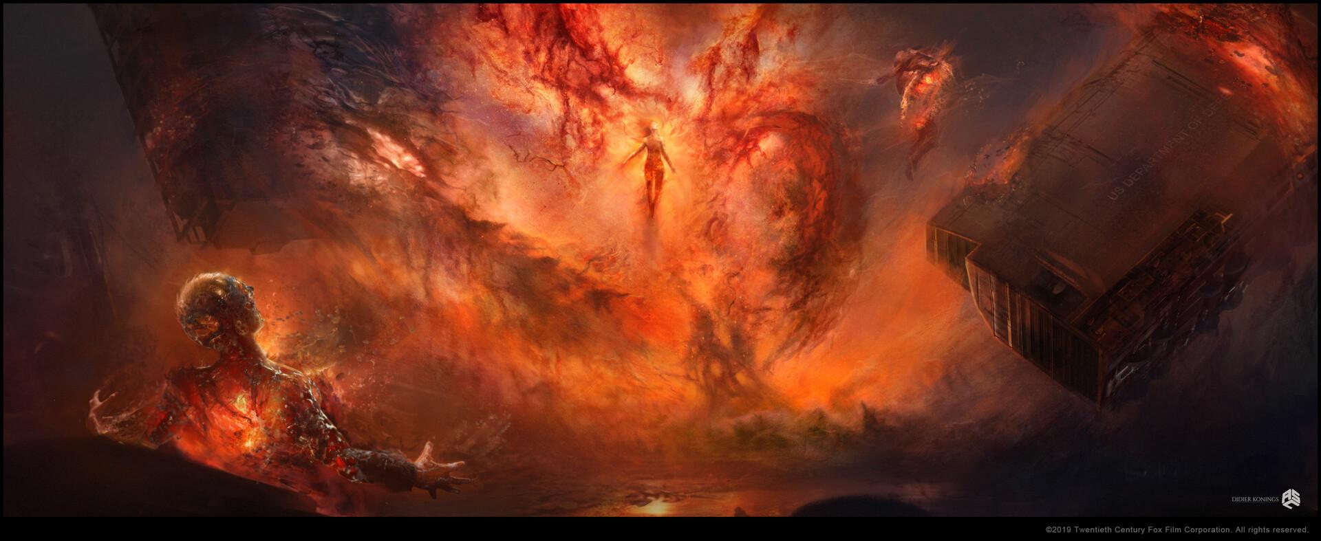 X MEN - Dark Phoenix