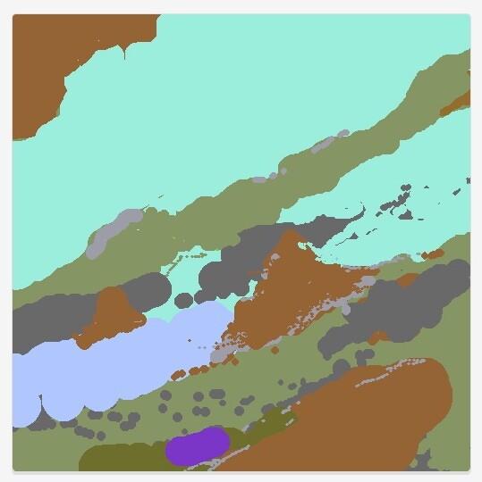 GauGAN generator image