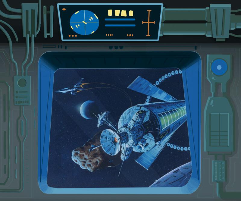 Gundam Illustration réalisée à partir de l'œuvre de Yoshiyuki Tomino, destinée à un photocall. Format : 300x250cm