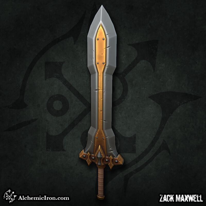 Zack maxwell sword1h