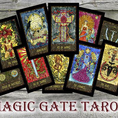 Vera petruk samiramay magic gate tarot color1