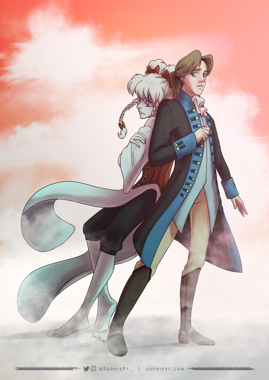 [Soul's Journey] Partners in Crime