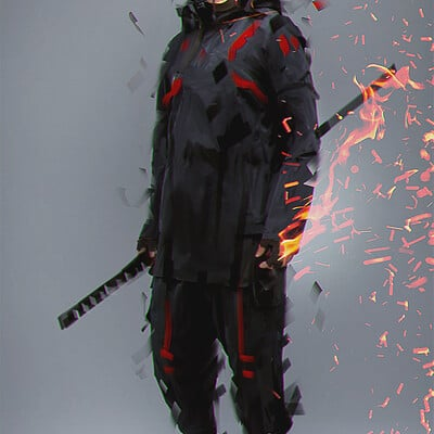 Benedick bana fan art ace final