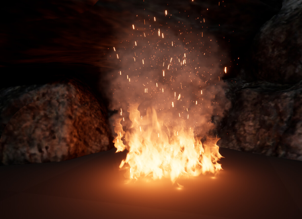 VFX Effect Fire
