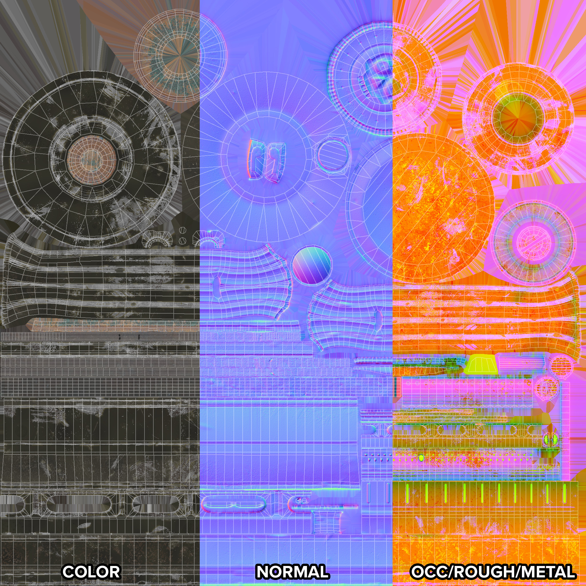 Lamp Textures