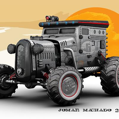 Jomar machado the scout ii