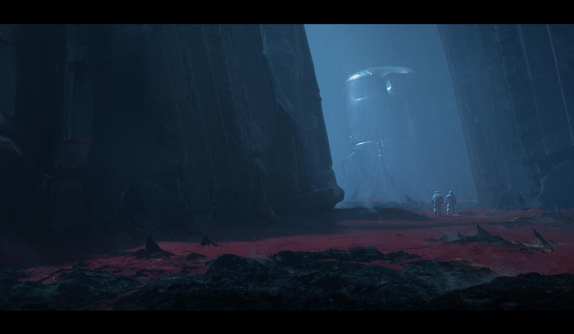 Sathish kumar keyframes distantplanet 01