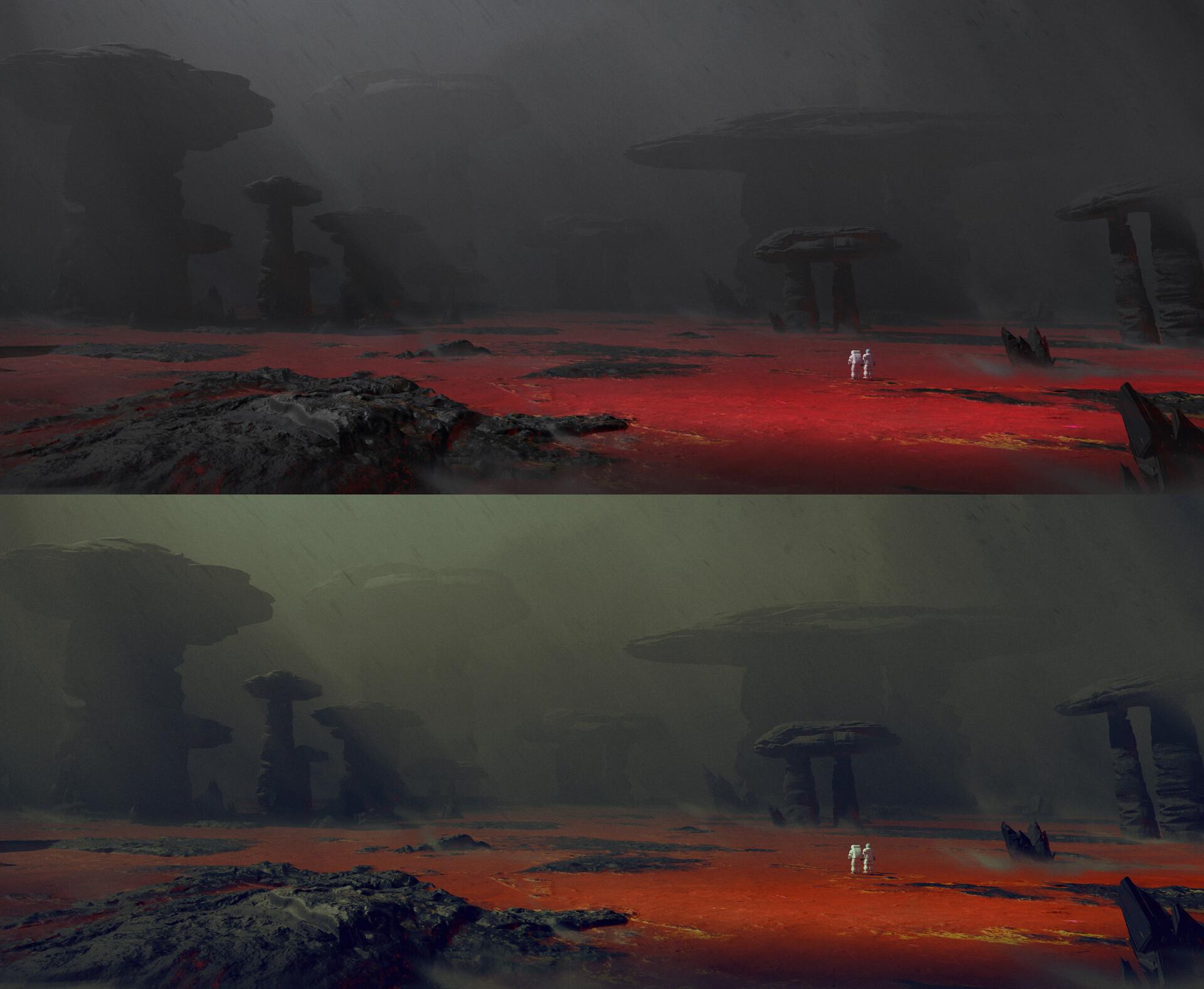 Sathish kumar alienplanet mood variation