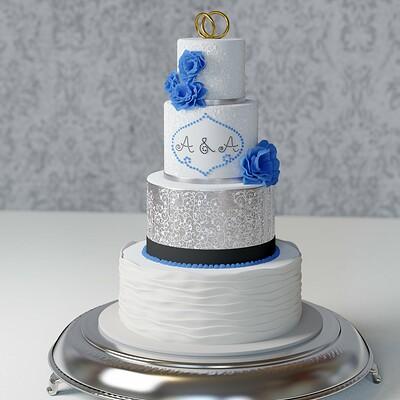 Janne joensuu realistic designer cake