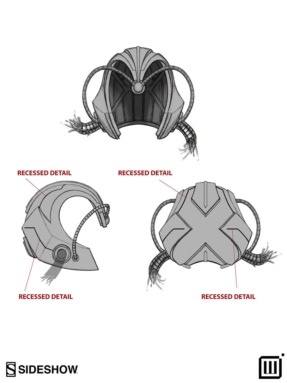 CEREBRO Helmet - Turns