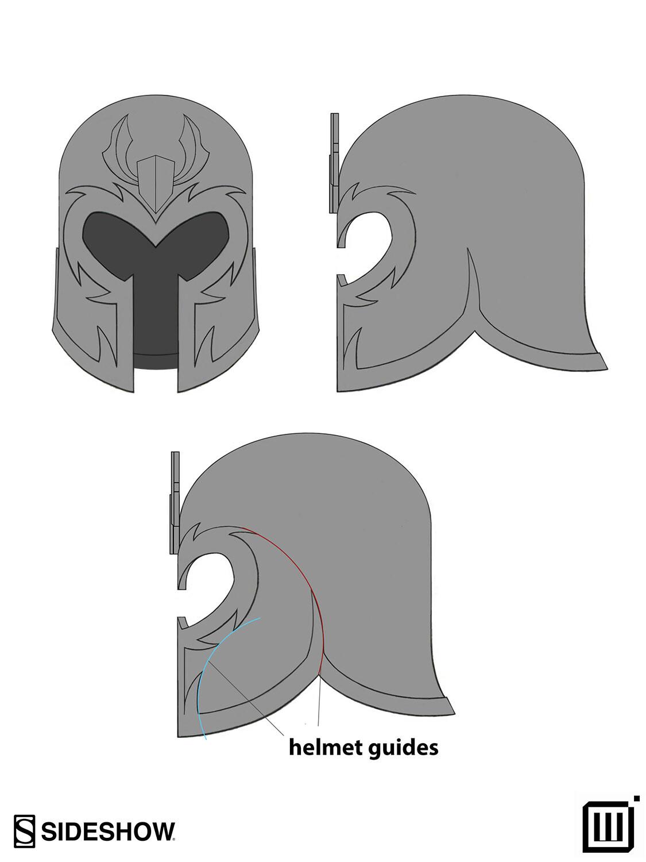 MAGNETO Helmet - Turns