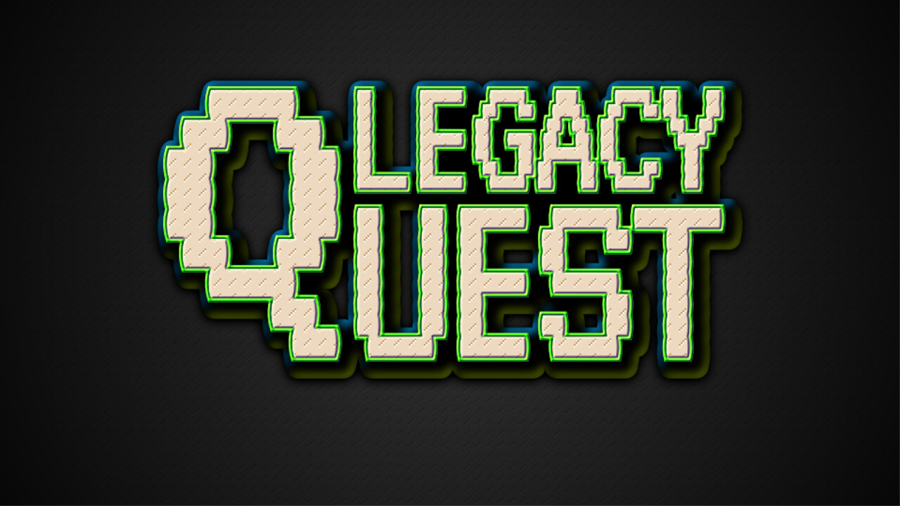 Legacy Quest Logo © 2018 Noble Valerian