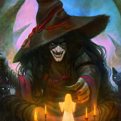 Tadas sidlauskas witch medium