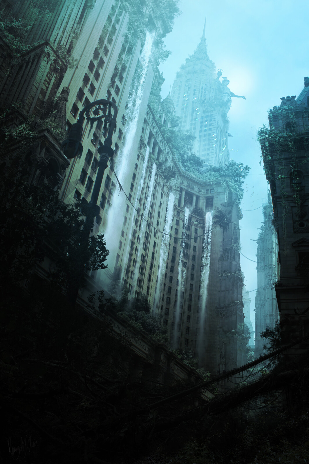 Unknown City - GloriaMachina