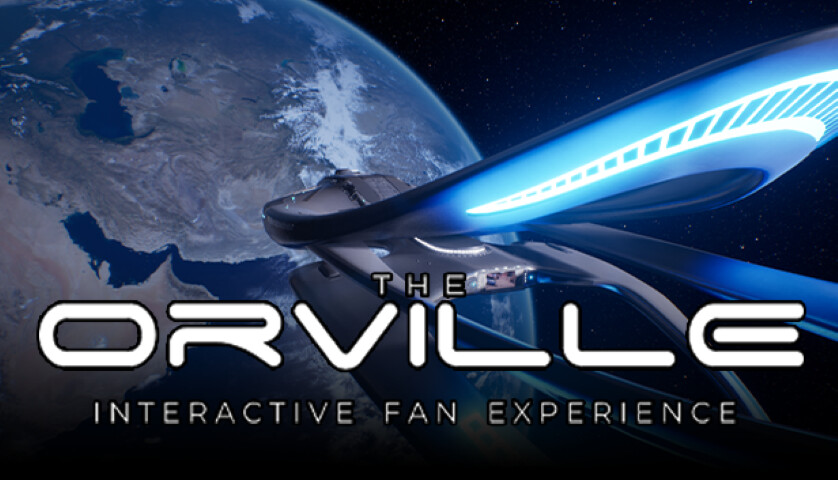 The Orville Interactive Fan Experience Alpha V1
