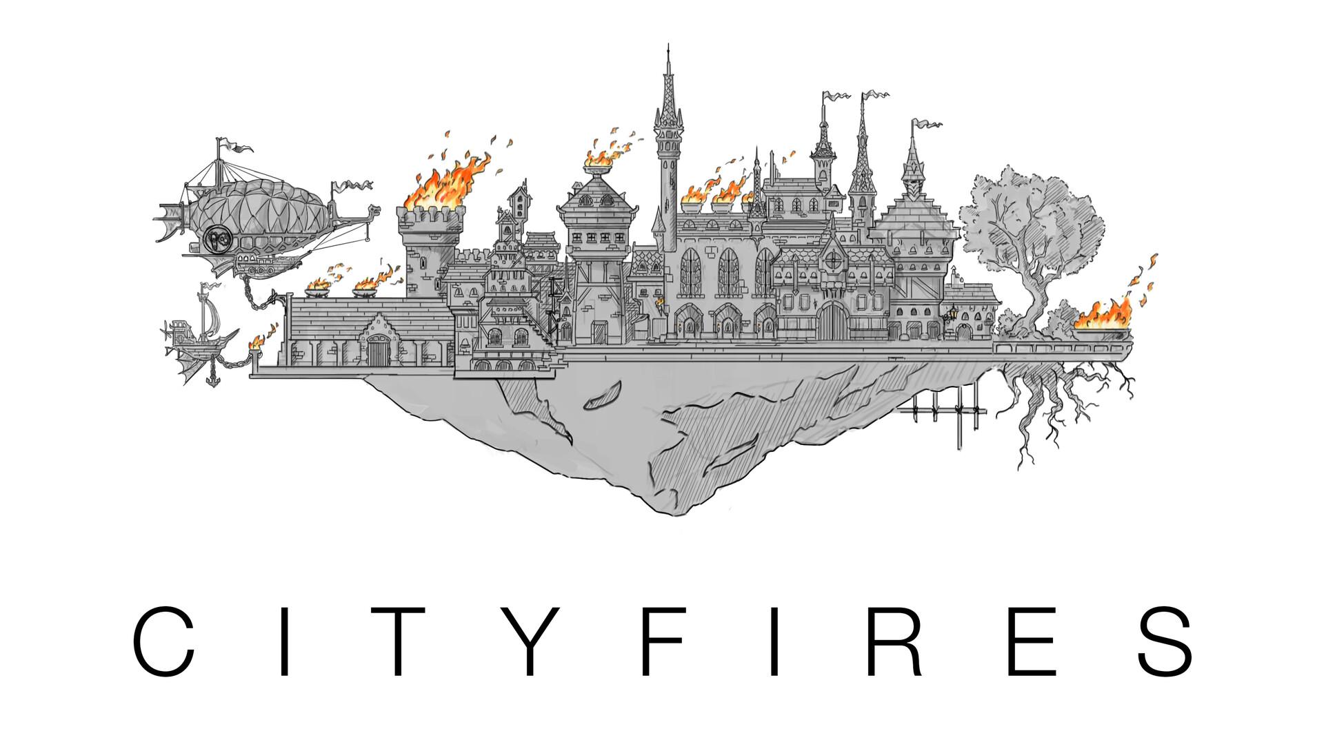 Arnesson art thomas hugo cityfires low color
