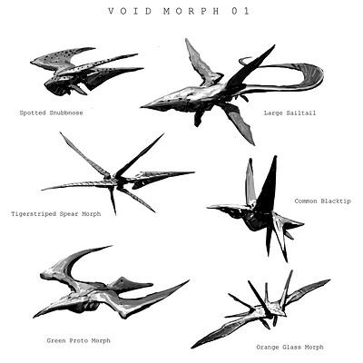 Erik nilsson void morphs 01