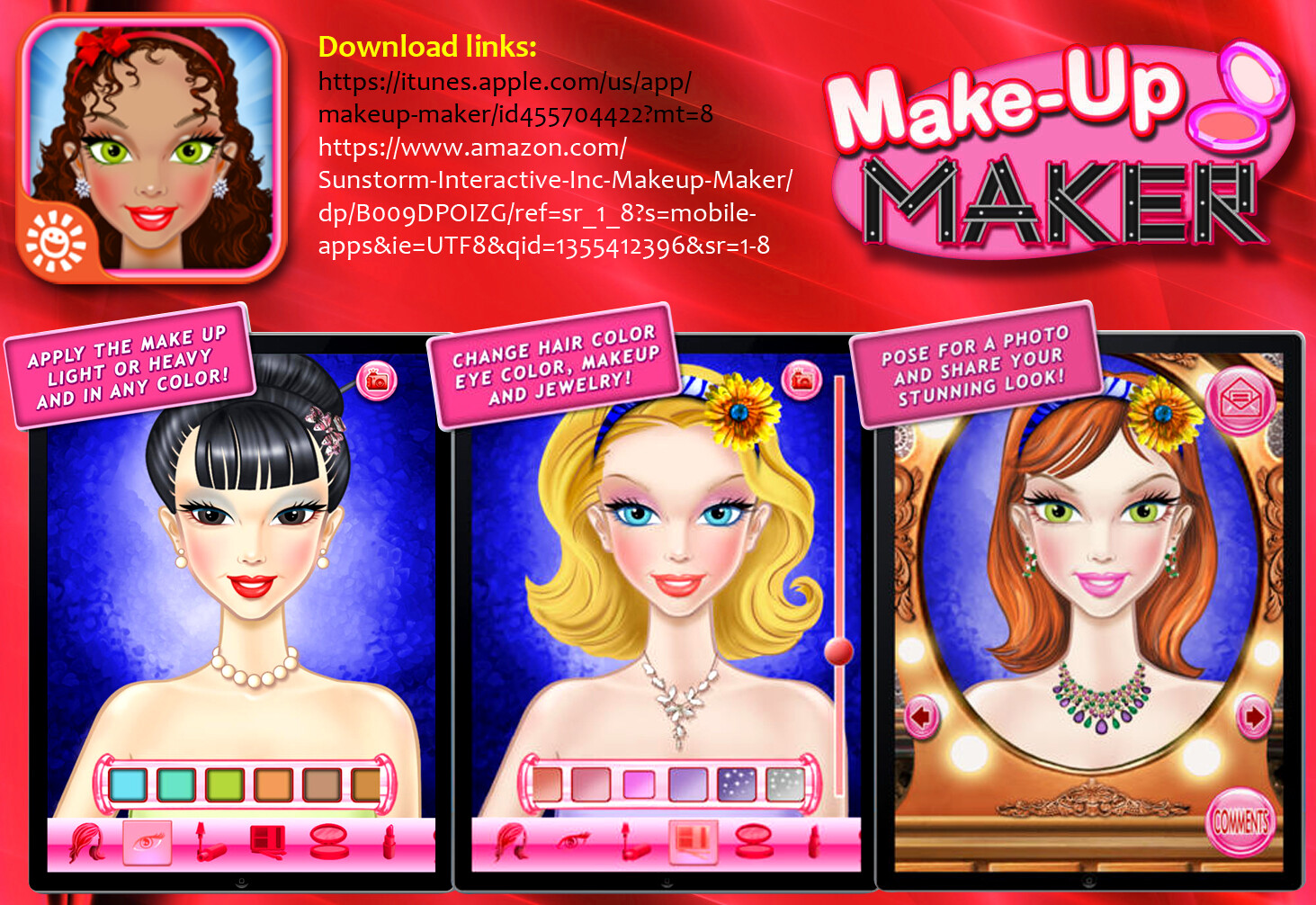 Pose Maker App