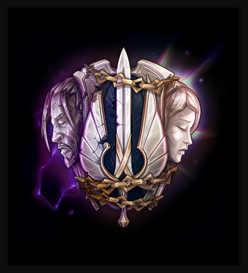 Lux/Sylas icon design