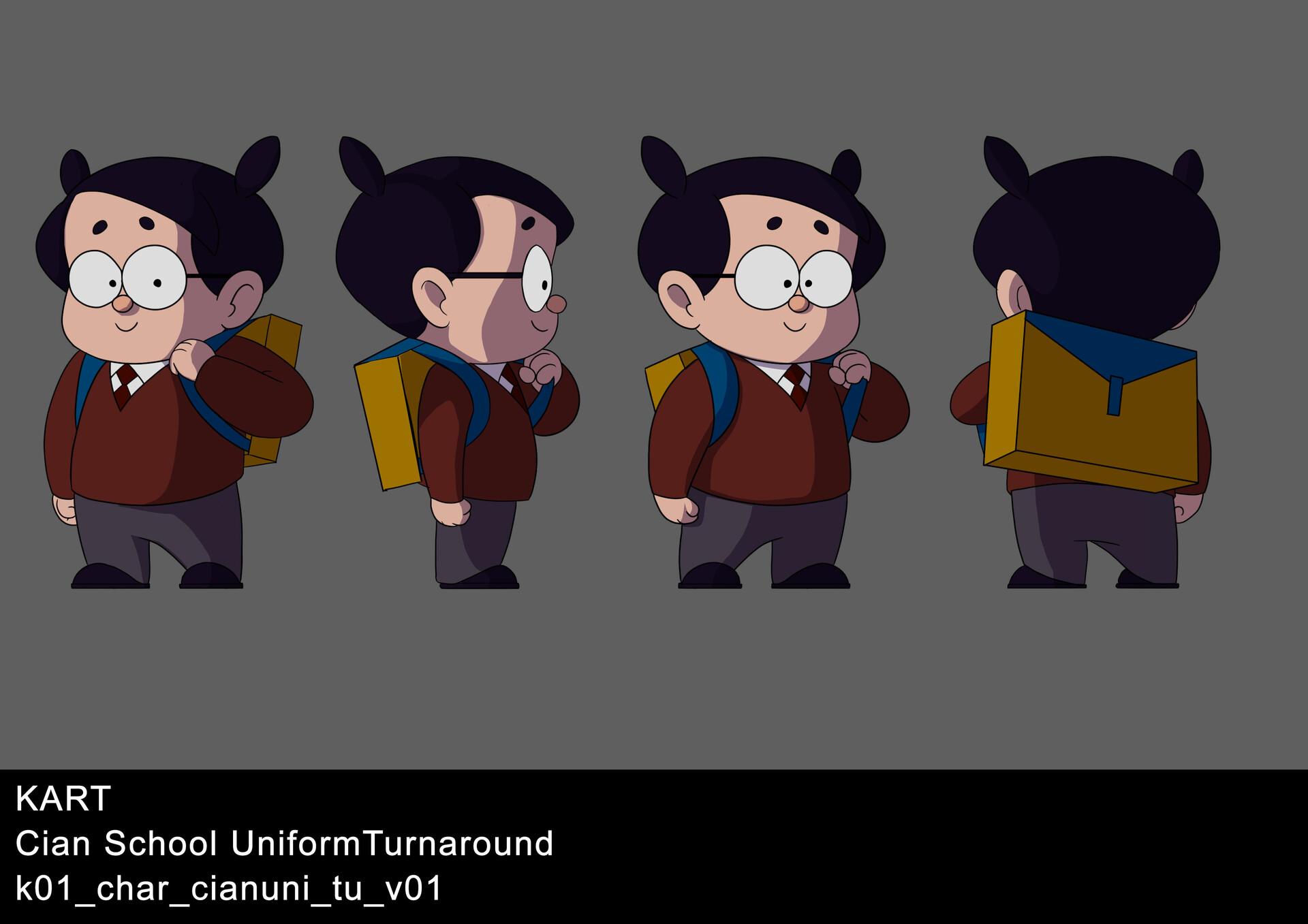 Cian Turnaround
