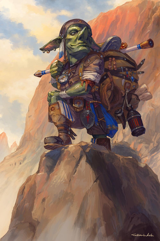 Goblin Explorer