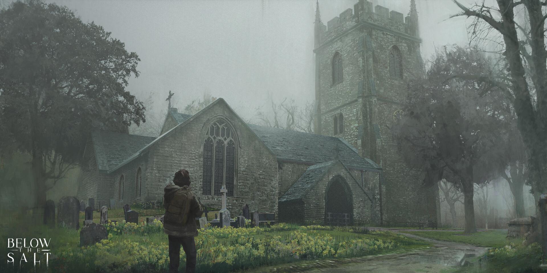 Connor sheehan blackwoods church beauty2019