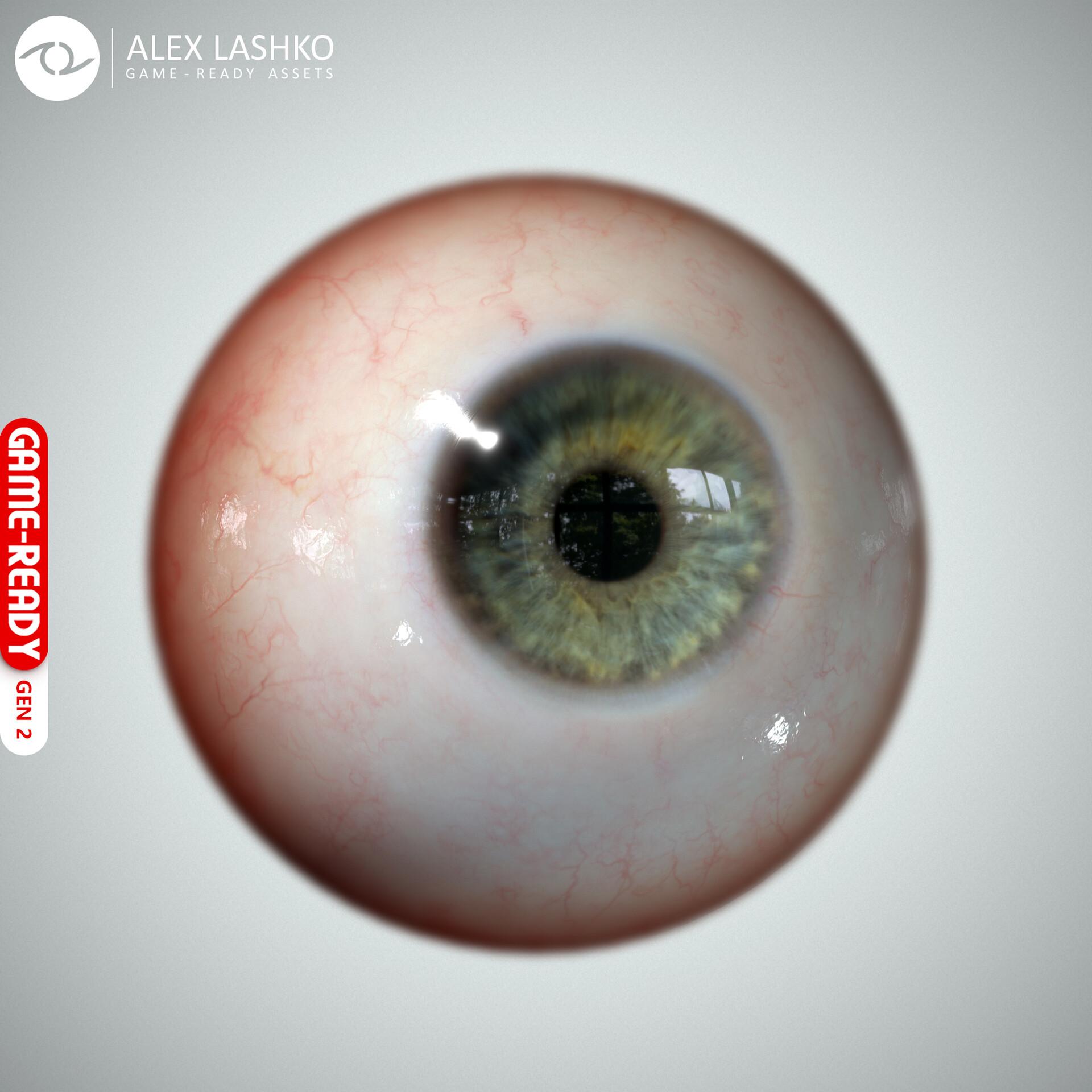 Alex lashko eyeball gen2 by alexlashko 00