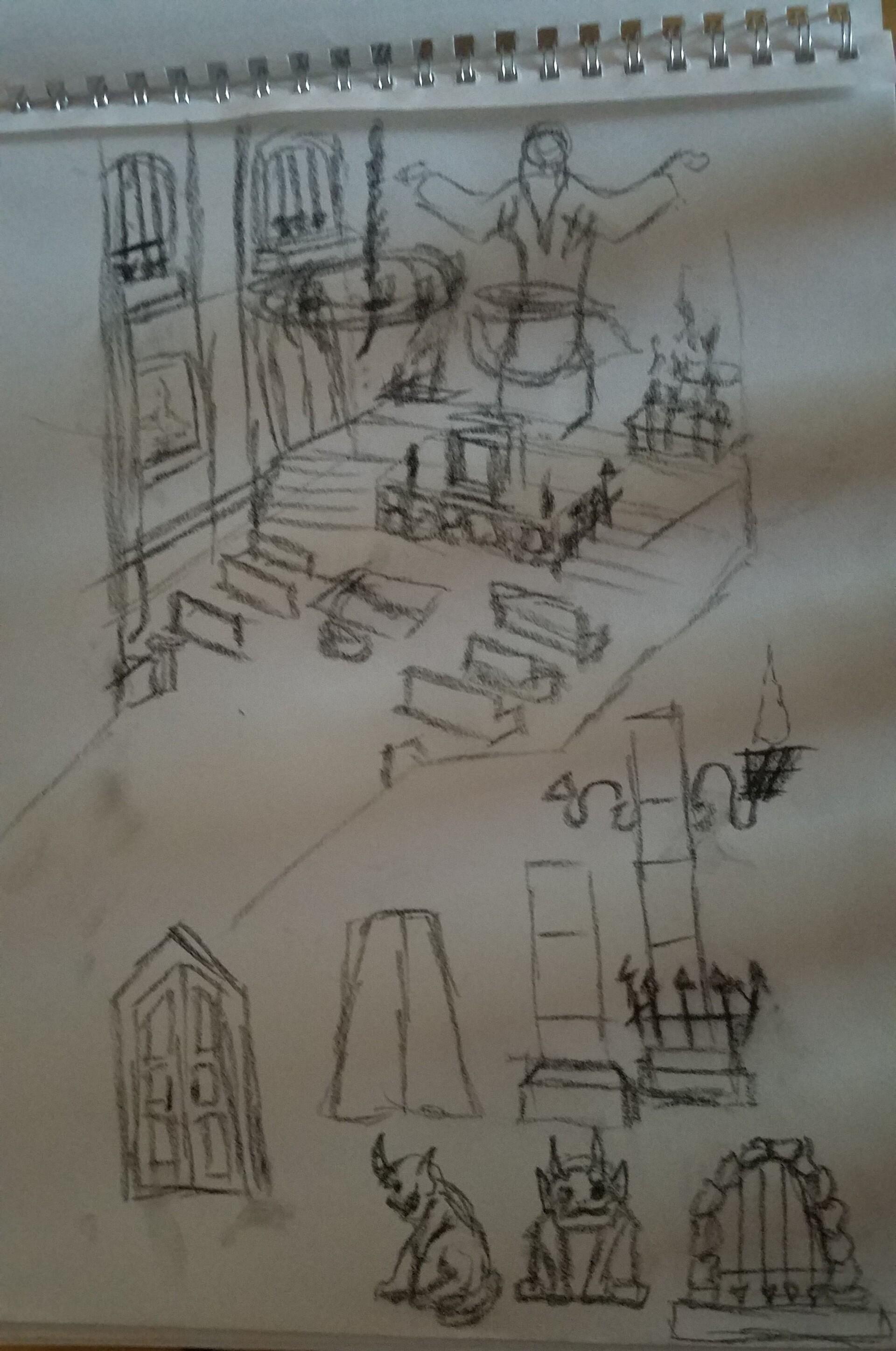 Jayson bennett concept sketch