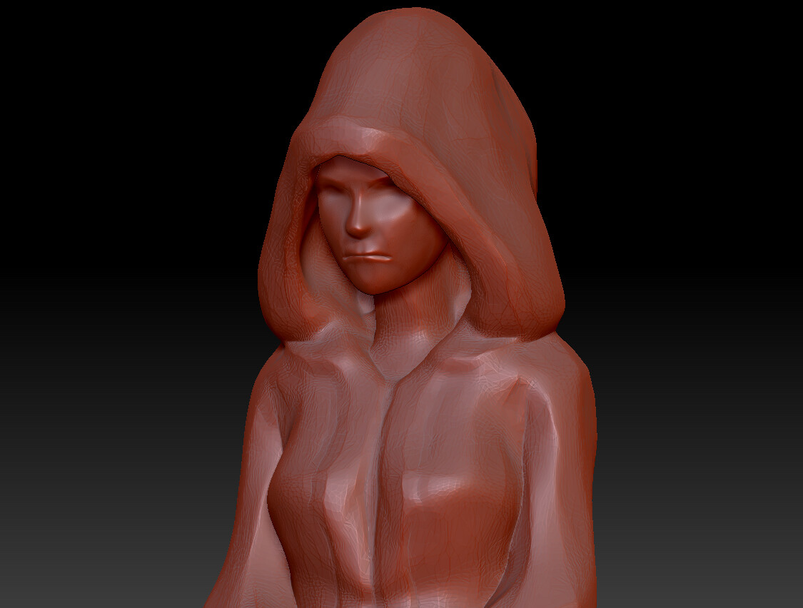 Jayson bennett statuesculptbust