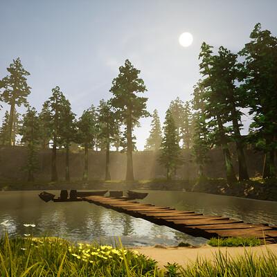 Damian sobczyk forest 1