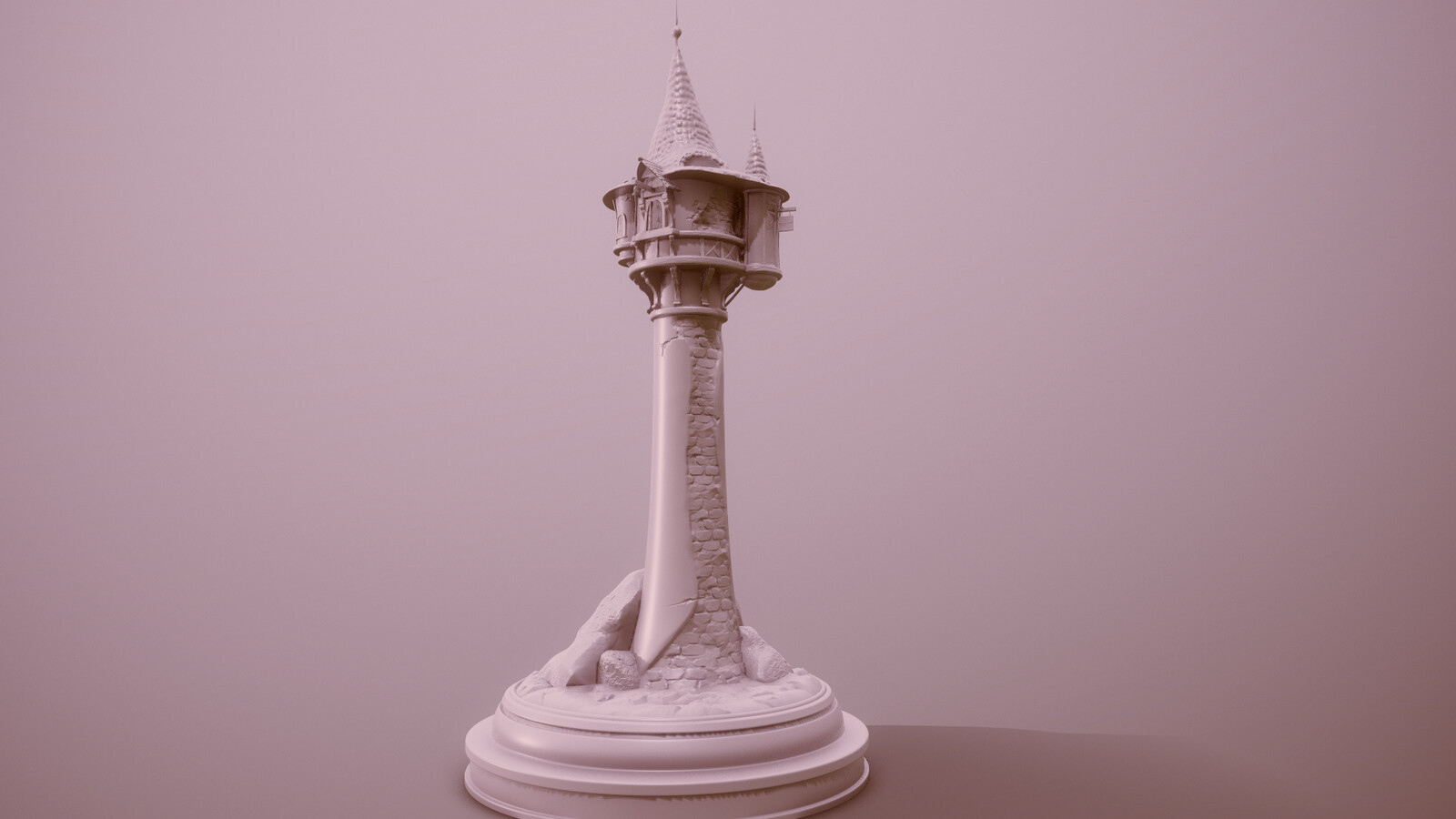 tower raiponce / Disney