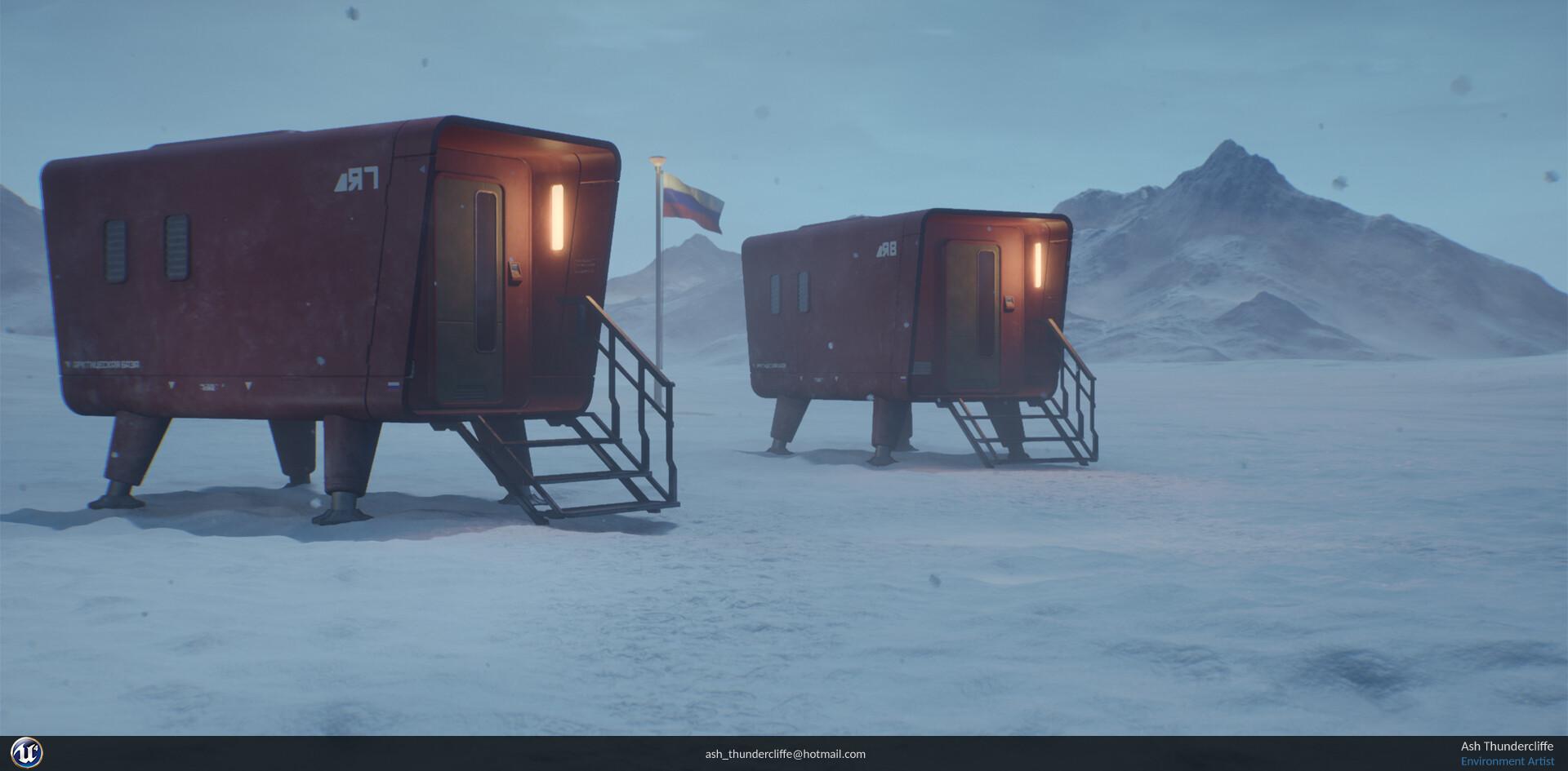 Ash thundercliffe arctic base 1