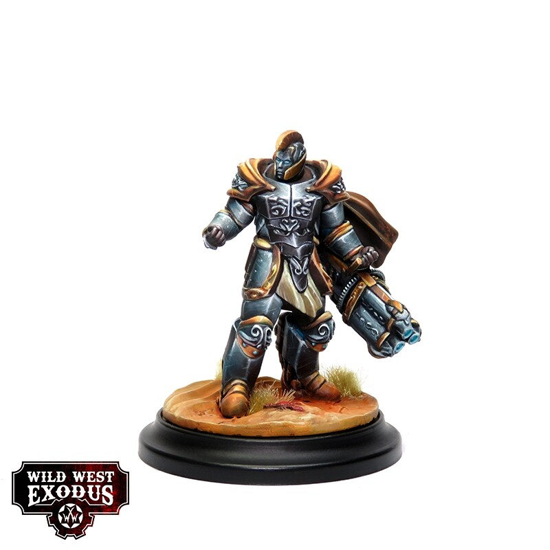 Oron - Wild West Exodus