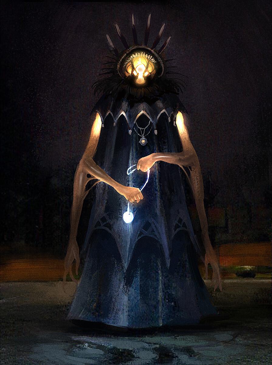 Miro petrov night queen