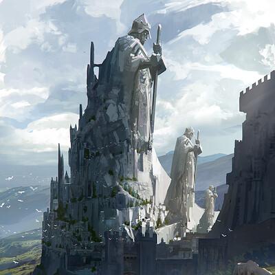 Baek ji the castle of knights